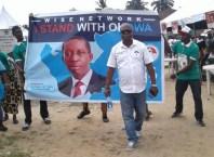 Barr Ejiro Nomuoja, Delta Central Coordinator of Wise Network - Okowa Victory Foundation