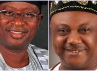Pics Inset: L-R, Kenneth Gbagi and Great Ogboru