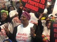 Nigerians in New York Backs Buhari over Suspension of Justice Walter Onnoghen