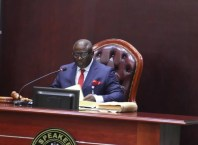 Speaker, Delta State House of Assembly, Rt. Hon. Sheriff Oborevwori
