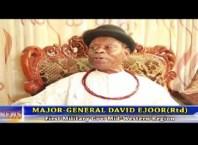 Late Maj. Gen. David Ejoor