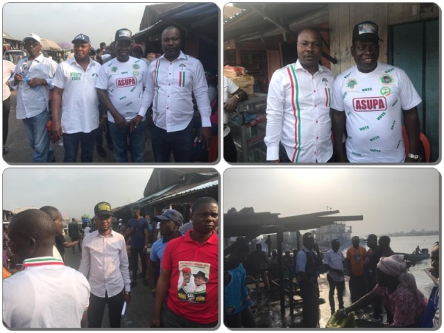 Julius Takeme Leads PDP Campaigns To Various Wards In Burutu