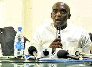 Mr Chiedu Ebie, Delta State Commissioner for Education