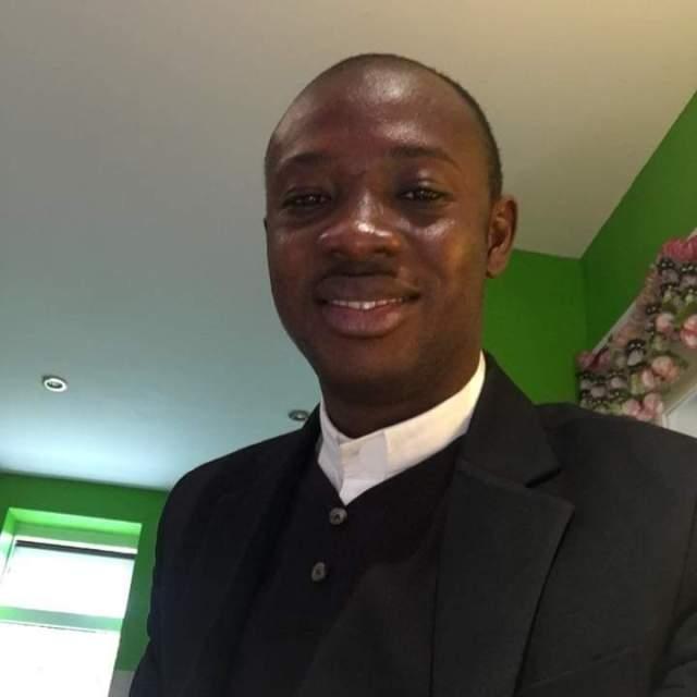 Rev. Fr. John Konyeke