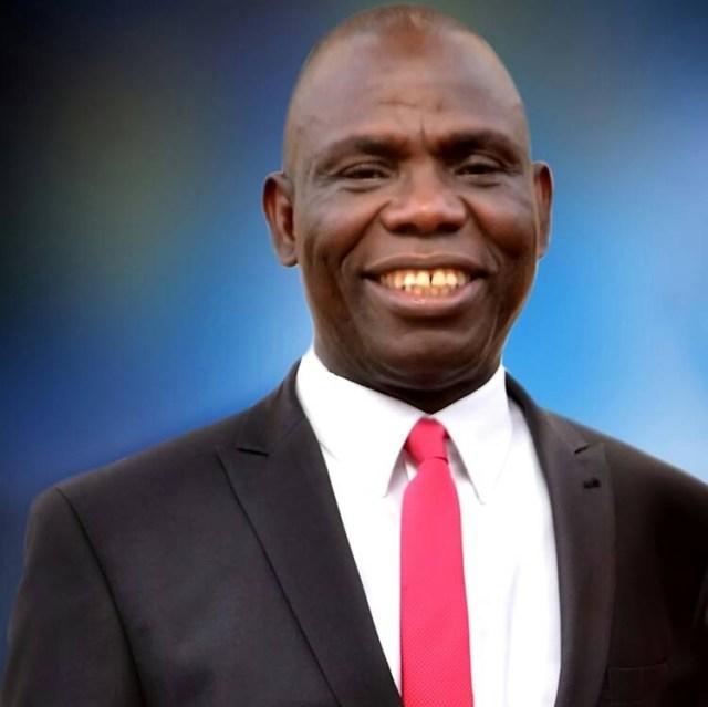 President-General of Igbodo Development Union, IDU Worldwide, Deacon Matthew Okwaje