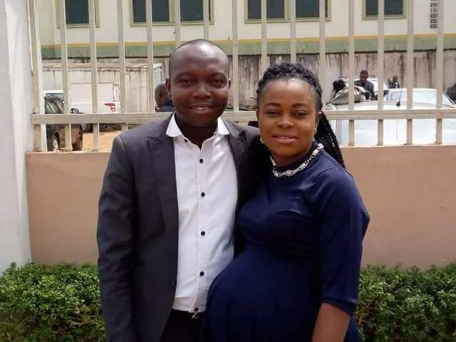 Mr and Mrs Ngozi Uchebuego