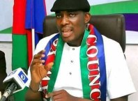Barr. Oweilaemi Roland Pereotubo, President, Ijaw Youth Council, IYC Worldwide