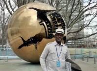 Comrade Sheriff Mulade now UN GLOBAL PEACE AMBASSADOR