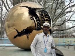 Comrade Sheriff Mulade, UN GLOBAL PEACE AMBASSADOR