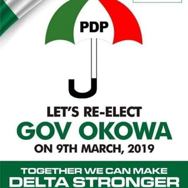 Vote Okowa