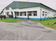 Premises of Delta Broadcasting Station, DBS Warri Also known as Delta Rainbow Television