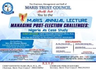 Maris Annual Lecture