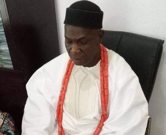 His Majesty, Friday Abaja, Ukwata 1 of Umukwata Kingdom