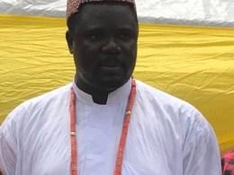 Barr Ikechukwu Osedume 1, the Obi of Igbodo kingdom