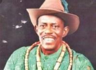Late Senator Adegor Eferakeya
