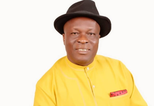 Hon Peter Uviejitobor, Member Representing Udu Constituency in the State House of Assembly