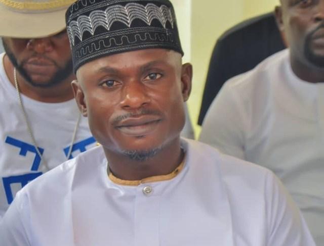 Egbema Leader, Ambassador Aroni Oputu