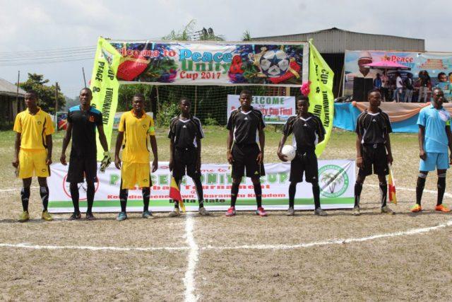 Comrade Mulade Ijaw,  Itsekiri Peace and Unity Cup 2017