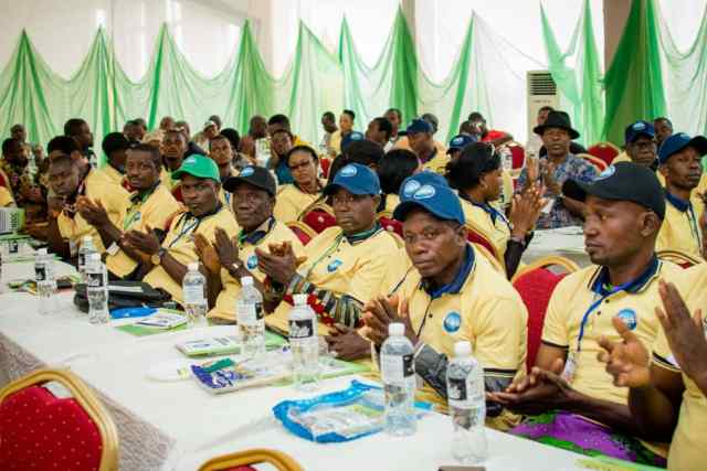 NDDC Partners CBN Anchor Borrowers Programme in Edo State