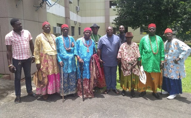 Akoku Community Visits Ochor