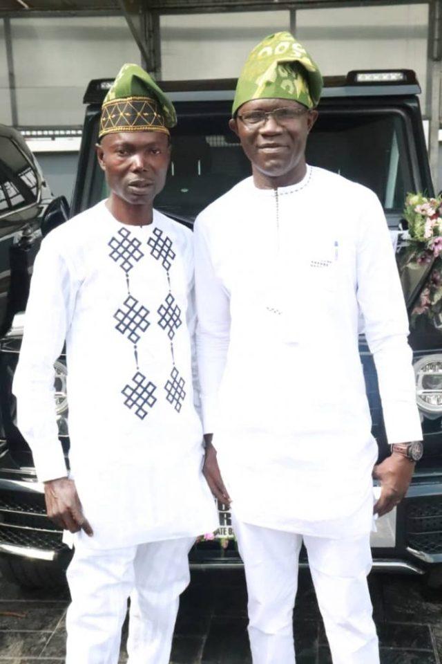 Dennis Otu and Martins Uko