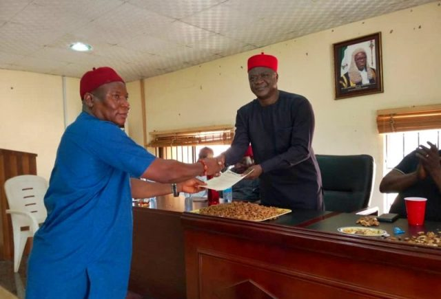 Ferguson Onwo and Christopher Ukulubu