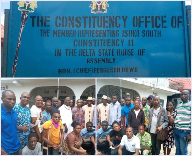 Isoko South II Constituents