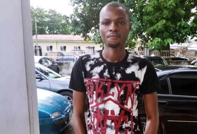 Stephen Olarewaju Odanye, Internet fraudster convicted by EFCC