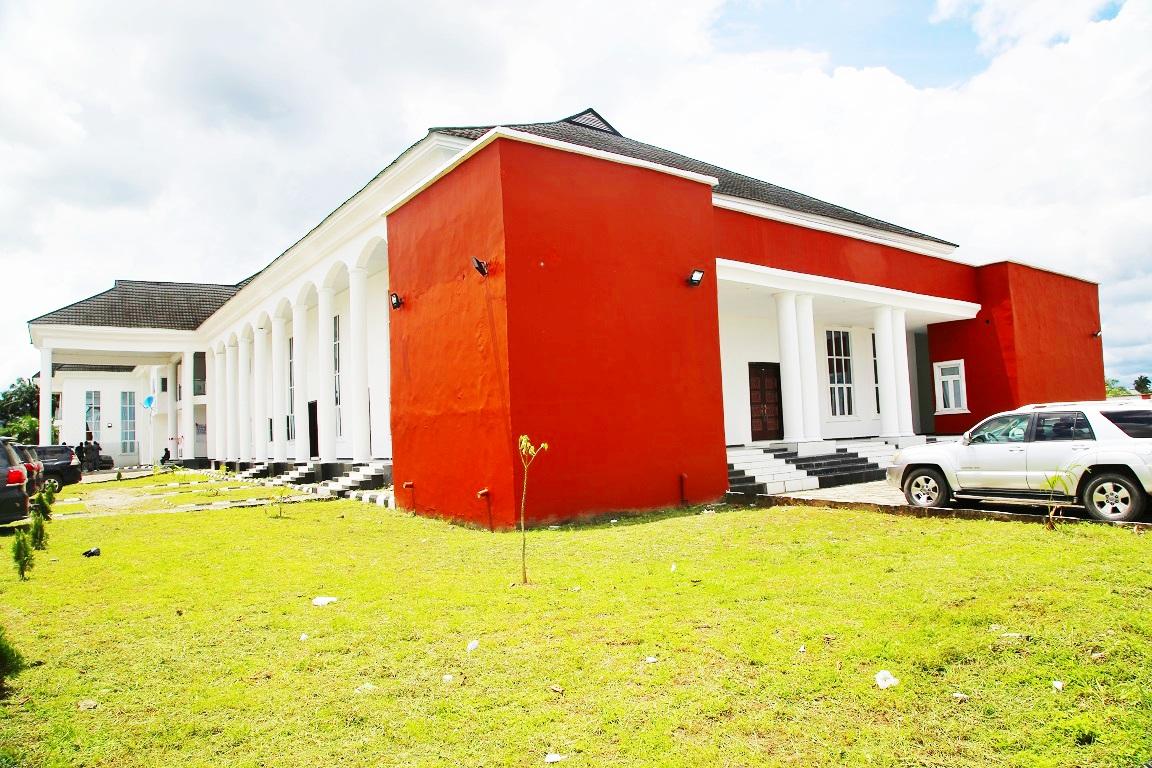 Ultra-Modern Palace of Agbon Kingdom