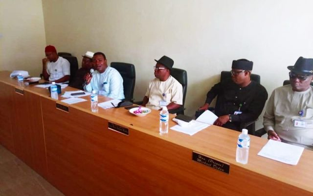 Other Members of the Delta State House of Assembly Committee on Public Accounts
