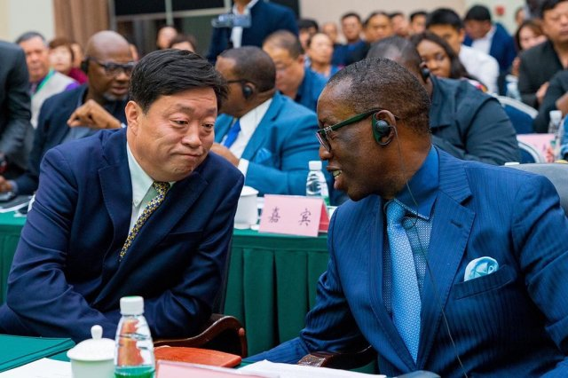 Okowa Woos Chinese Investors for Kwale Industrial Park in Shenyang, China