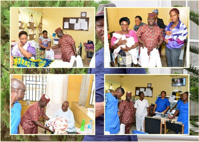 Osanebi Birthday Hospital Visit
