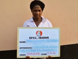 Yetunde Iyabo Adewunmi, Banker Convicted By EFCC For Aiding Fraud