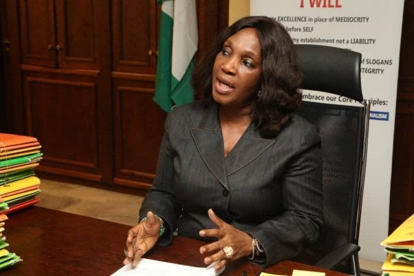 Dr Joi Nunieh, Acting Managing Director of the Niger Delta Development Commission, NDDC
