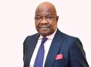Hon. Barr. Tim Kome Owhefere, Majority Leader, Delta State House of Assembly and Member representing Isoko North Constituency