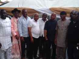 Delta Ijaw PDP Leaders