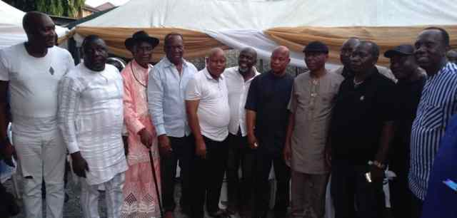 Delta Ijaw PDP Leaders