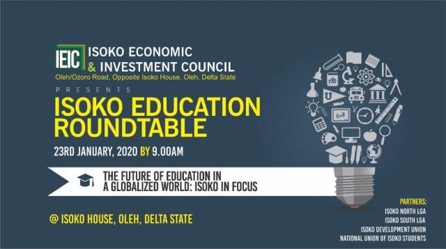 Isoko Education Roundtable