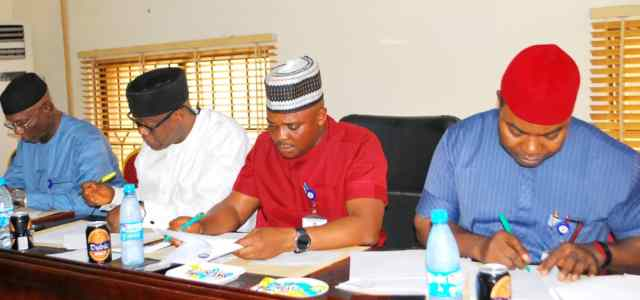 Delta House of Assembly Committee on Environment, Oil and Gas