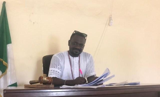 Leader of House, Isoko North Legislative Council, Hon. Harry Oghogho Okposo