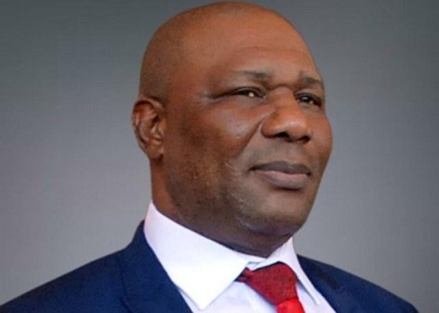 Delta State Deputy Governor, Barr. Kingsley Otuaro