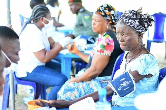 Oghenero Alakpodia Foundation Beneficiaries