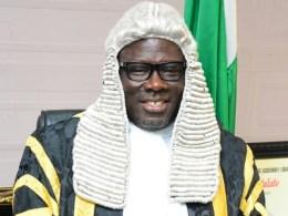 Speaker, Delta State House of Assembly, Rt. Hon. Sheriff Oborevwori