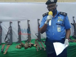 CP Hafiz Mohammed Inuwa, Commissioner of Police, Delta State