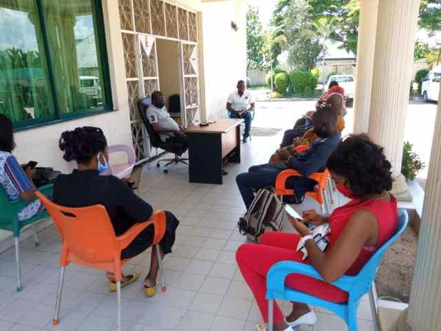 Journalists of Sapele Correspondents' Chapel