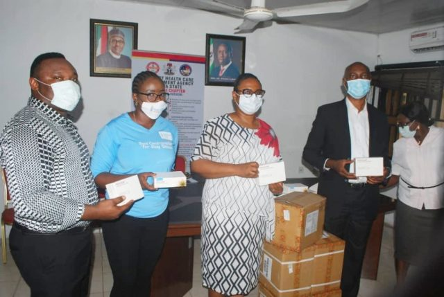 Marie Stopes Donation of Misoclear to Delta Government