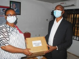 Marie Stopes Donates Misoclear to Delta Government