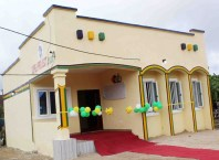 State Intelligence Investigation Bureau (SIIB) building donated by CEPEJ to Nigeria Police