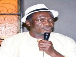 Chief Emmanuel Ono Okumagba, President General, Okere-Urhobo Kingdom