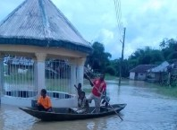 Flood at Seimbiri kingdom